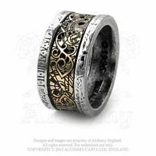 Alchemy Gothic Ring Induction Principle Größe: Q (16/56)