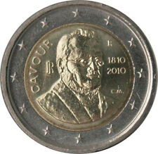 Italy 2010 - 2 Euro Commemorative - Camillo Benso Von Carvour  (UNC)