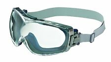 Uvex S3970D Stealth OTG Safety Goggles, Navy Body, Clear Dura-streme New