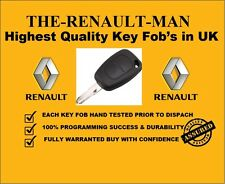 Vauxhall Movano 2 Button Remote key fob brand new and ready to program 2004-2009