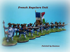 French & Indian War - French Regulars Unit x 20