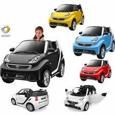 Auto Elettrica per Bambini 12 Volt Smart For Two Cabrio Passion macchina