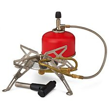 PRIMUS GRAVITY III HIGH OUTPUT COMPACT CAMPING STOVE GAS COOKER W/ PIEZO IGNITER