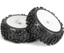 Pro-Line 9021-18 1/8 Badlands XTR All Terrain Buggy Mounted Tires Wheels(2)