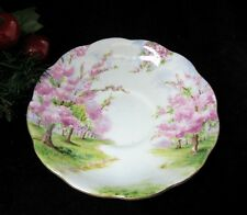 """ROYAL ALBERT BlossomTime SAUCER  5 5/8"""" d   more avail   INVENTORY MARKDOWN"""