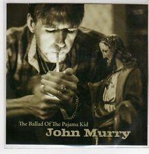 (EP884) John Murry, The Ballad of the Pajama Kid - DJ CD