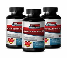 Heart Health - Blood Sugar Support 620mg - Supports Endothelial Health 3B