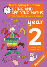 DN:Using and Applying Maths Year 2 Developing Numeracy Mathematics Investigation