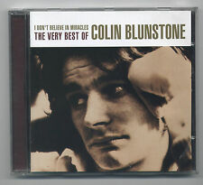 COLIN BLUNSTONE - I Don't Believe In Miracles (Very Best Of) (1995 CD) Zombies