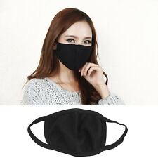 New Fashion Unisex Black Cycling Anti-Dust Cotton Mouth Face Mask Respirator