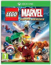 Lego marvel super heroes pour xbox one (new & sealed)