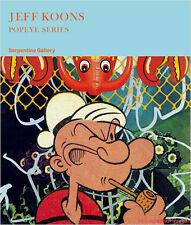 Fachbuch Jeff Koons, Popeye Series, informativ mit vielen Bildern, NEU+OVP