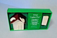 "Village ""Lights Out"" Remote Control for Department 56 Buildings 52132"