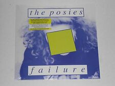 POSIES  Failure  LP SEALED translucent Green Vinyl + download card w/ bonus