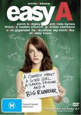 EASY A : NEW DVD