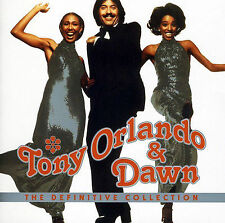 TONY ORLANDO & DAWN THE DEFINITIVE COLLECTION REMASTERED CD NEW