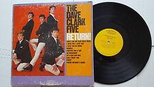 THE DAVE CLARK FIVE - Return! 1964 MONO Garage Beat British Invasion (LP) Epic