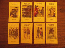 RAEMAEKERS WAR CARTOONS CIGARETTE CARDS 1916 V/G! 28 cartes