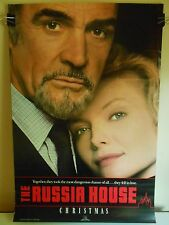The Russia House (1990) Original Movie Poster Connery Pfeiffer 27x40