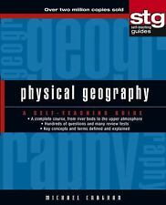 Physical Geography: A Self-Teaching Guide (Wiley Self-Teaching Guides)-ExLibrary