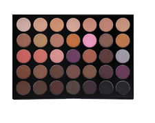 Morphe Pro 35 Authentic Cosmetics Matte Palette 35N Pigmented Colors Eyeshadow