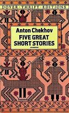 Five Great Short Stories (Dover Thrift), A. P. Chekhov