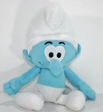"SMURF'S 13"" PLUSH DOLL CLUMSY Stuffed Animal Doll Nanco"