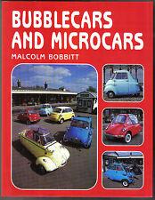 BUBBLECARS & MICROCARS ca BMW BOND FIAT GORDON Heinkel ISO Messerschmitt affidamento