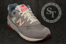 NEW BALANCE CLASSICS WOMEN'S WRT580RE SEASIDE HIDEAWAY GREY BLUE DS SIZE: 8
