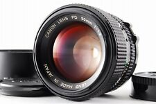 [Mint]Canon New FD 50mm f/1.2 From Japan #55