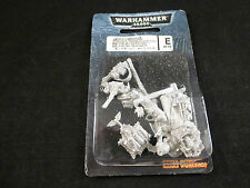 40K Space Marine Librarian in Terminator Armour Metal Blister Pack