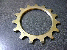 NOS Suntour 15 tooth freewheel gear cog sprocket fits 5 & some 6 speed systems