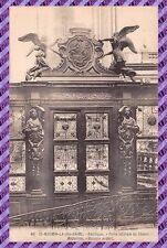 Carte Postale St Maximin-La-Ste BAUME - La Basilique Médaillon - Buisson ardent