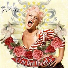 P!NK (Pink): I'm Not Dead Original Australian Release CD EX Condition