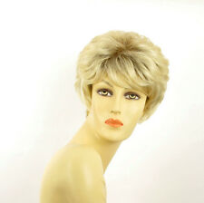 short wig for women blond very clear golden ref: CLEMENTINE ys PERUK