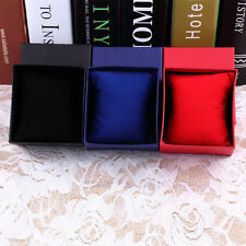 Boxes Case For Bangle Jewelry Ring Earrings Wrist Watch Box AO