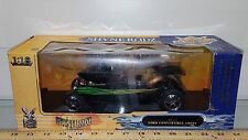1/18 YATMING/ROAD SIGNATURE SHYNE RODZ 1933 FORD ROADSTER BLACK gd