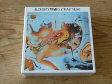 Dire Straits: Alchemy Empty Promo Box [Japan Mini-LP no cd mark knopfler QA