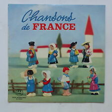 chansons de France Ensemble vocal d Ile de France Les Baladins JEAN CLAUDRIC 504