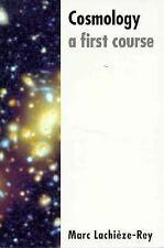 Cosmology: A First Course, Astronomy, Printed Books, Science, Cosmology, , Lachi