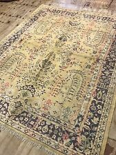 Oriental Retro Art Silk Rug Size :260x210 Cm Carpet