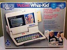 VTech WHIZ KID system Educational learning tool Game School Language