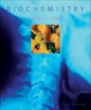 Biochemistry (Available Titles CengageNOW), Farrell, Shawn O., Campbell, Mary K.