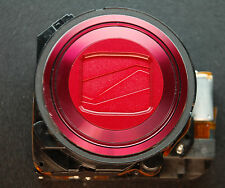 Nikon Coolpix S9700 Replacement lens Zoom Unit Part Red