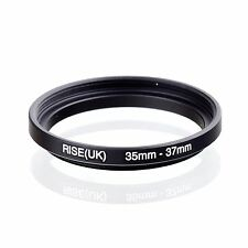 35mm-37mm 35mm to 37mm  35 - 37mm Step Up Ring Filter Adapter for Camera Lens