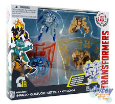 Transformers Robots in Disguise Mini-Con 4-Pack Undertone Backtrack Beastbox