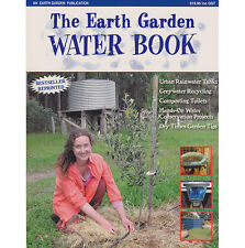 EARTH GARDEN WATER BOOK NEW INSTOCK REDUCE RECYCLE SAVE IN STOCK PB