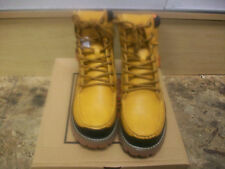 New Men's Vikings Mid Wheat - Black Waterproof Boots Size 10 Brand New!
