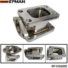 T3-T3 Stainless steel 304 TURBO MANIFOLD ADAPTER+38MM WASTEGATE FLANGE OUTLET