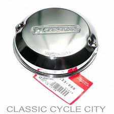HONDA CB 500 Four k0-k2 550 f-f2 k3 CROMO COPERCHIO ACCENSIONE IGNITION POINTS COVER